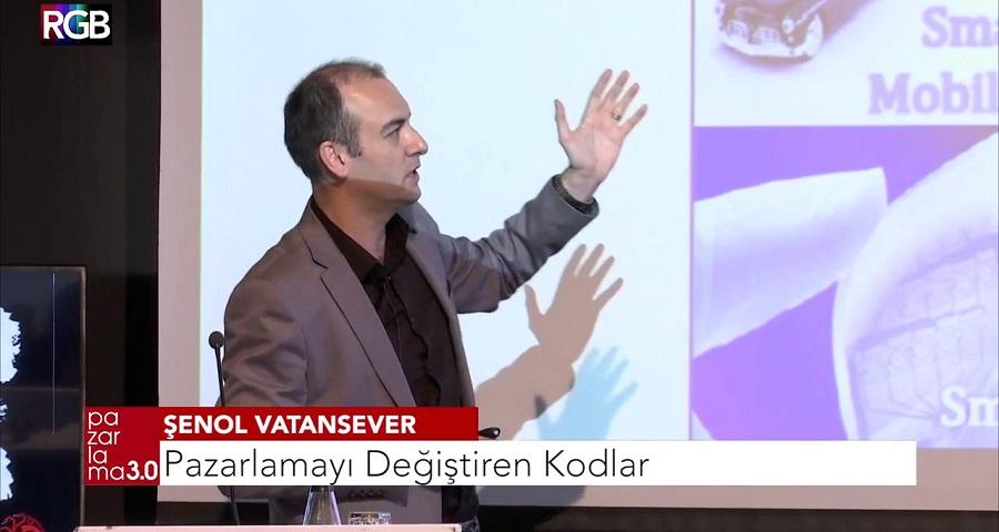 İstanbul Bilgi Üniversitesi İçerikle Pazarlama Konferansı 2017 – Pazarlamayı Değiştiren Kodlar Sunum Videosu