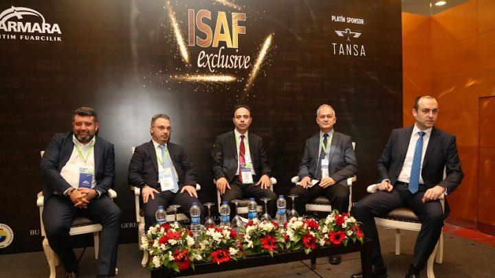 ISAF Exclusive Kamuda ve Özel Sektörlerde Siber Güvenlik Oturumu
