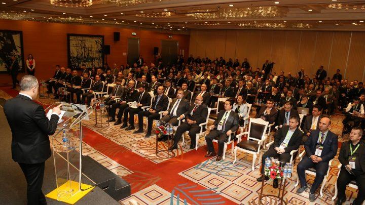 Güvenlik Sektörünün CONFEX'i ISAF Exclusive Ankara'da Gündemi Belirledi