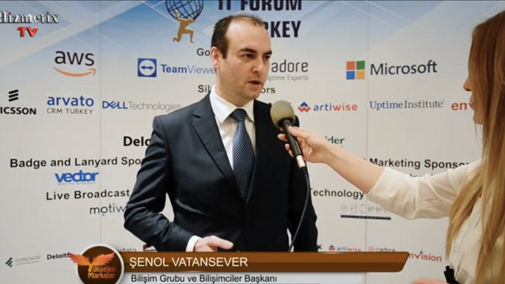 Yükselen Markalar – IT Forum Turkey 2019