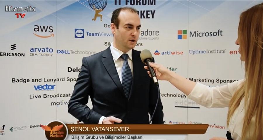 Yükselen Markalar – IT Forum Turkey 2019