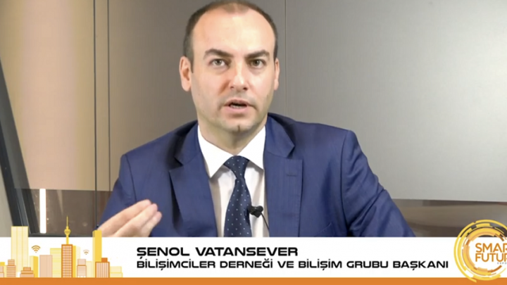 Smart Future Talks – Şenol Vatansever
