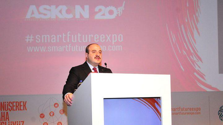 Smart Future Expo 2018'de Gelişen Yeni Teknolojiler Konuşuldu