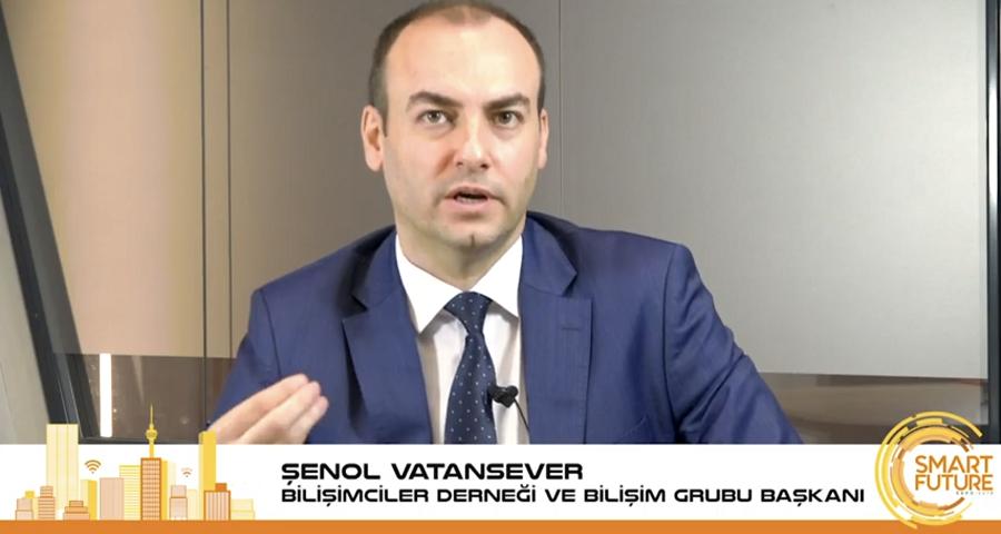 Smart Future Talks – Şenol Vatansever