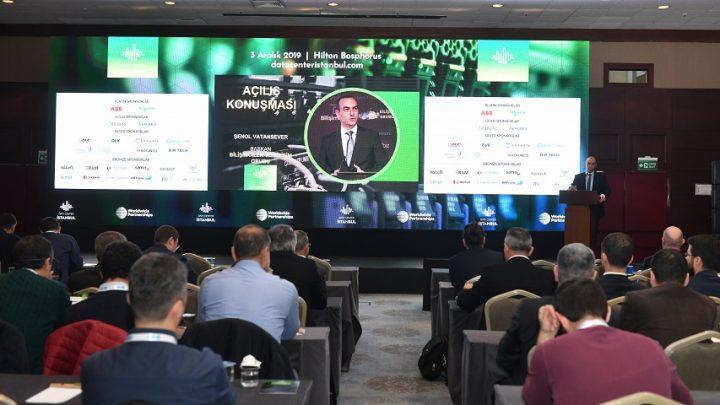 Veri Merkezi Sektörü Data Center İstanbul Konferansında Buluştu