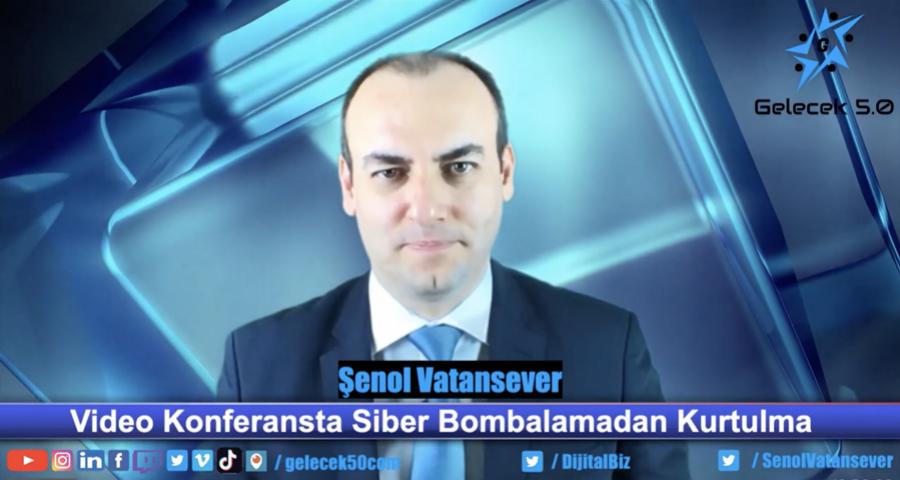 Video Konferansta Siber Bombalamadan Kurtulma